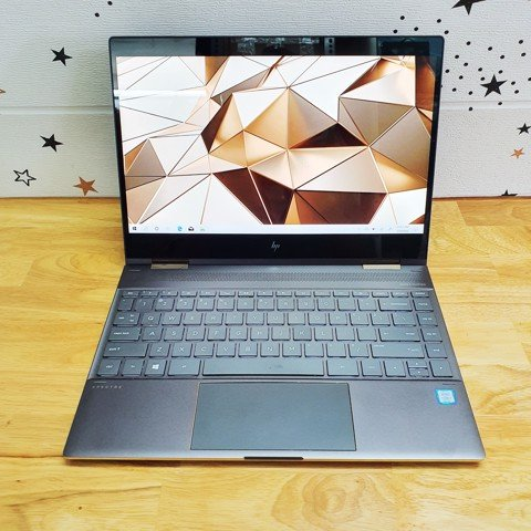 Laptop HP Spectre x360 13t-ae000 Touchscreen ( i7-8550U 16GB 360GB UHD620 13.3