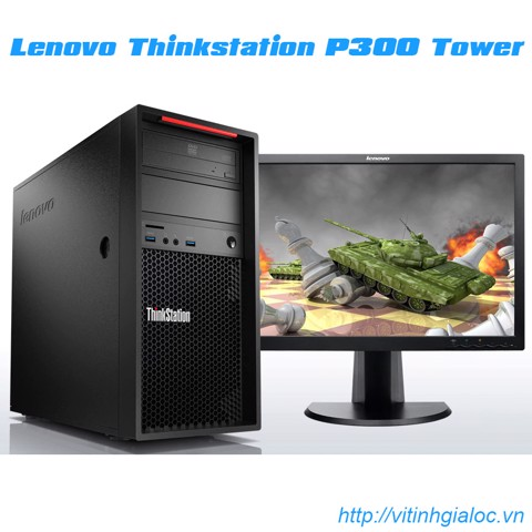 Lenovo Thinkstation P300 Tower
