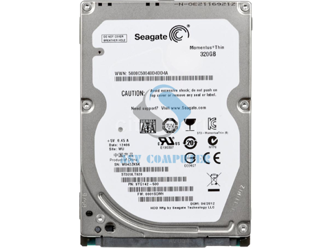 Ổ cứng HDD Laptop 320GB SG-WD