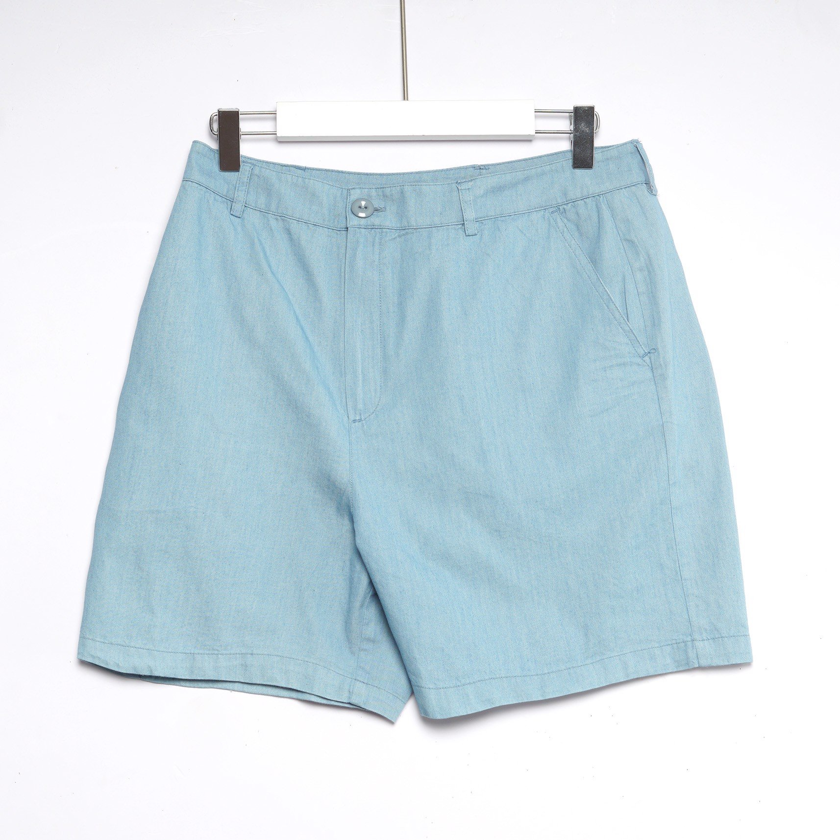 WCSR0015-S1-B001 QUẦN SHORTS NỮ DENIM COTTON