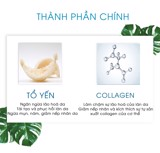 Mặt nạ tổ yến - Collagen cao cấp