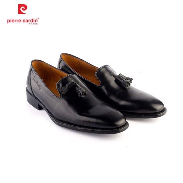Mẫu giày tassel loafer Pierre Cardin tại Dacasa