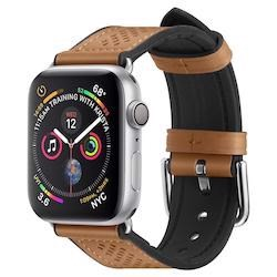 Dây đeo iWatch Spigen Band Retro Fit for Apple Watch Series 5/4 (44mm)