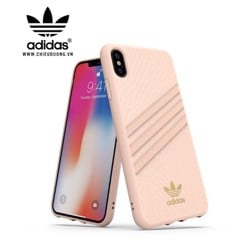 Ốp adidas OR Moulded Case PU SNAKE iPhone XS Max FW18 pink