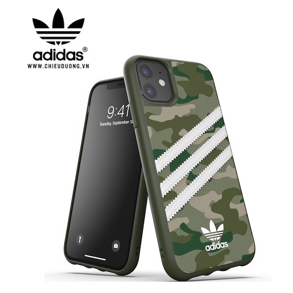 Ốp Adidas iPhone 11 OR Moulded CAMO WOMAN FW19