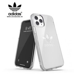 Ốp Adidas OR Protective Clear Case FW20 for iPhone 12/ 12 Pro
