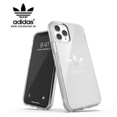 Ốp Adidas iPhone 11 Pro OR Protective Clear Big Logo FW19