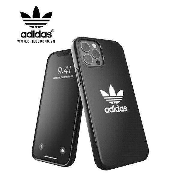Ốp lưng cho iPhone 12 Pro Max Adidas Trefoil Snap