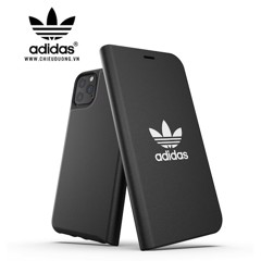 Bao da Adidas iPhone 11 pro Max OR Booklet Case BASIC FW19