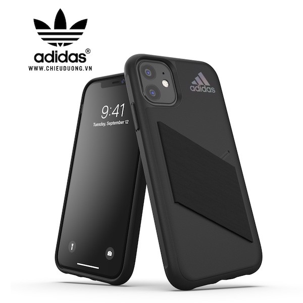 Ốp Adidas iPhone 11 SP Protective Pocket Case FW19 Black