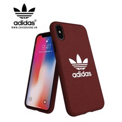 Ốp adidas OR Moulded CANVAS iPhone XS Max FW18