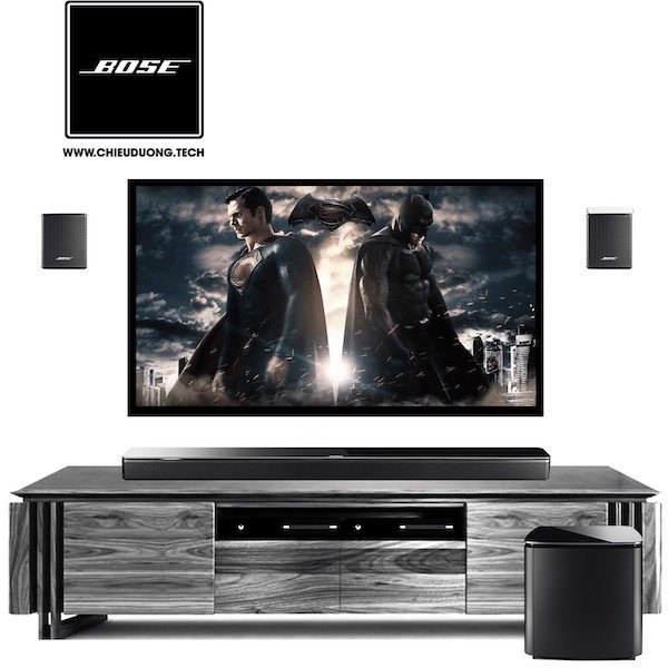 Dàn âm thanh Soundbar Bose 700, Bose Bass Module 700, Surround Speakers