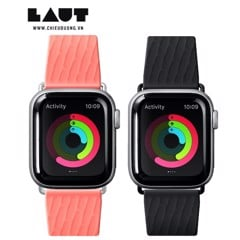 Dây đeo Laut Active 2.0 Sport Watch Strap cho iWatch 1/2/3/4/5 (42/44mm)