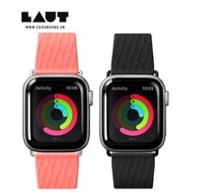Dây đeo Laut Active 2.0 Sport Watch Strap cho iWatch 1/2/3/4/5 (38/40mm)