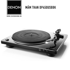 Mâm than Denon DP-450USB
