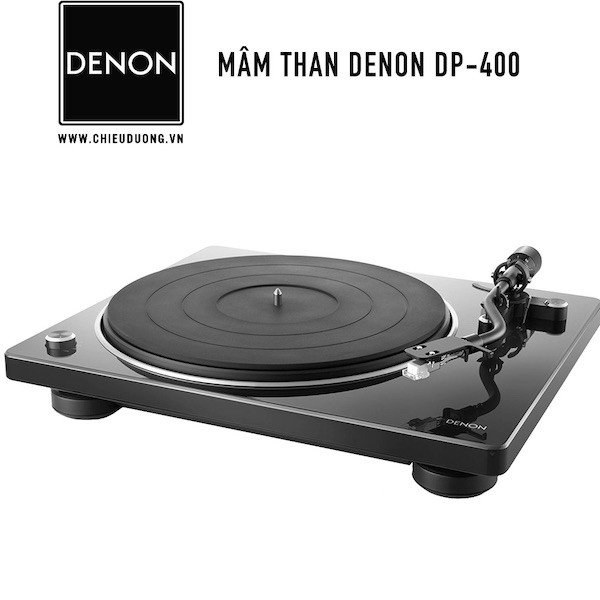 Mâm than Denon DP-400