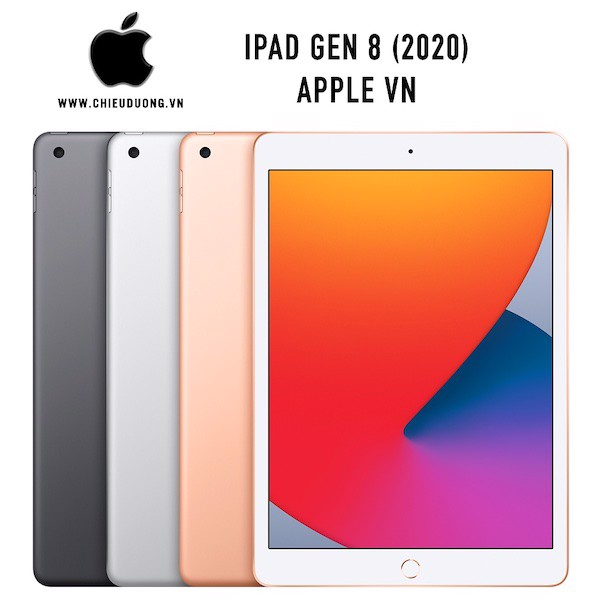 iPad Gen 8 128GB Wi-Fi (2020) Apple VN