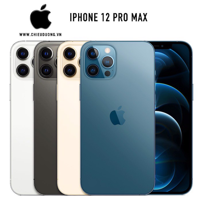 iPhone 12 Pro Max 128GB Apple VN/A