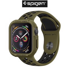 Case Spigen iWatch Series 5/4 (42/44mm) Rugged Arrmor Olive Green
