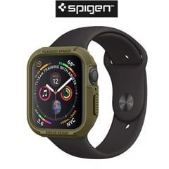 Case Spigen iWatch Series 5/4 (38/40mm) Rugged Arrmor Olive Green