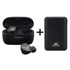 Tai nghe True Wireless Jabra Elite 75T