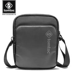 Túi đeo chéo Tomtoc Crossbody for Tech Accessories and iPad Mini 7.9 inch H02-A03D
