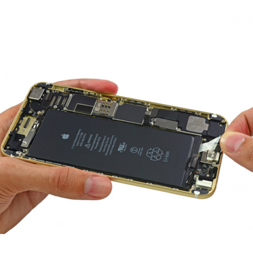 Sửa lỗi hao pin do main iPhone 6, 6 Plus