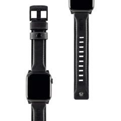 Dây đeo iWatch UAG Leather Strap (42 / 44mm)