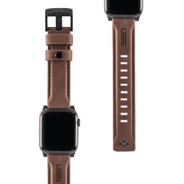 Dây đeo iWatch AUG Leather Strap (38 / 40mm)