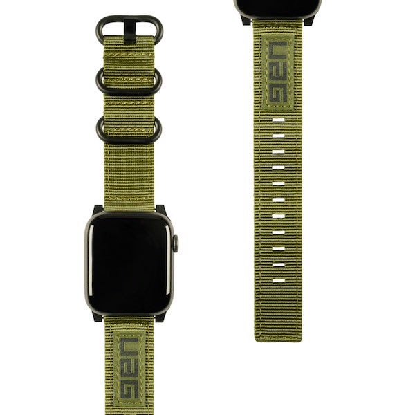 Dây đeo iWatch UAG Nato Strap (42 / 44mm)