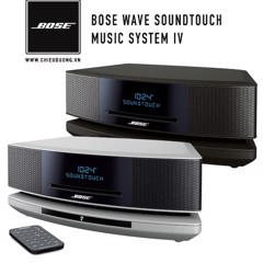 Hệ thống nghe nhạc Bose Wave SoundTouch Music System IV