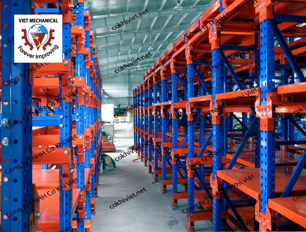 Mold Racking System In Vietnam