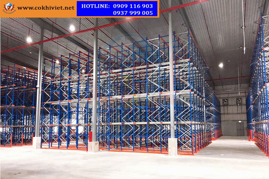 Drive-In Racking Systems In Vietnam