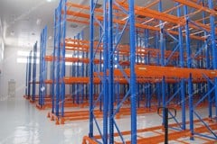 Racking System For Pharmaceutical Warehouse in Vietnam