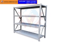 Standard Medium Duty Racks - Standard Choice For Your Warehouse Space