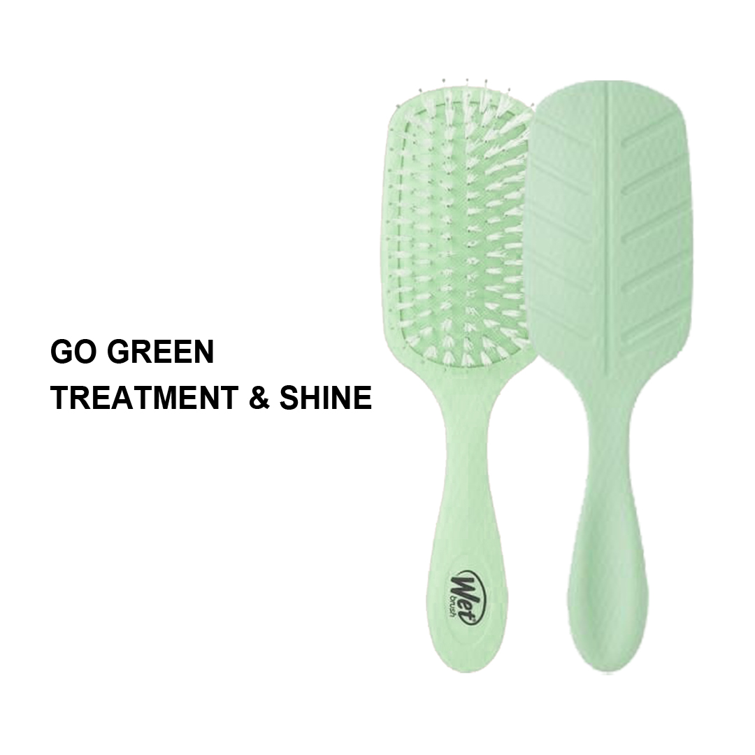 024. WB Go Green Treatment and Shine Brush - Tea Tree Oil