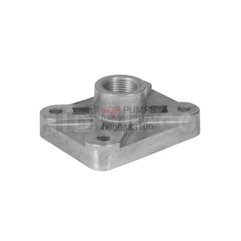 Air Inlet Cap 165-118-010 Steel