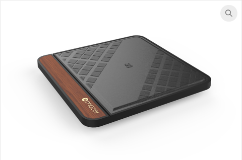 EnerG Wi.DESK PAD Qi FAST Charger