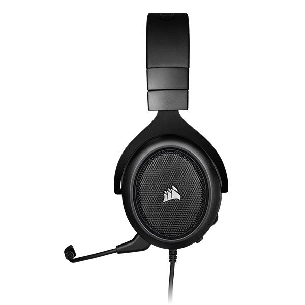 Tai nghe Corsair HS50 PRO Stereo Carbon - NEW