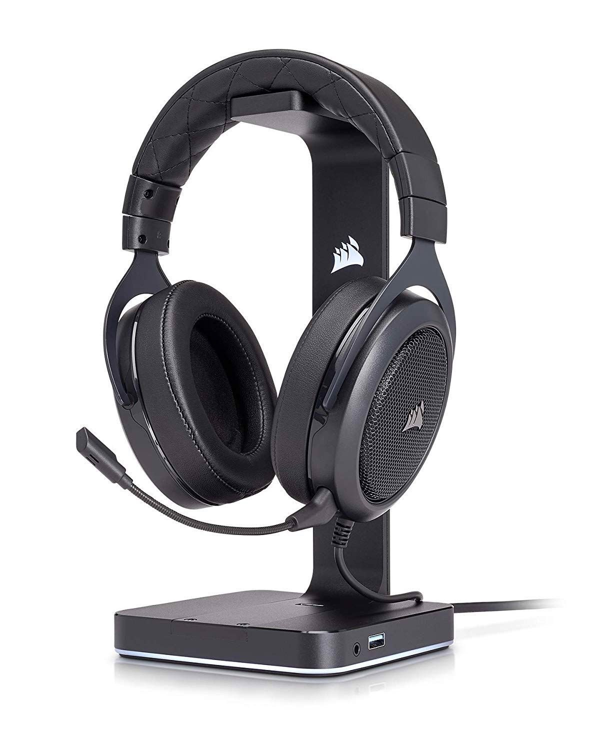 Tai nghe Corsair HS70 PRO WIRELESS Carbon NEW