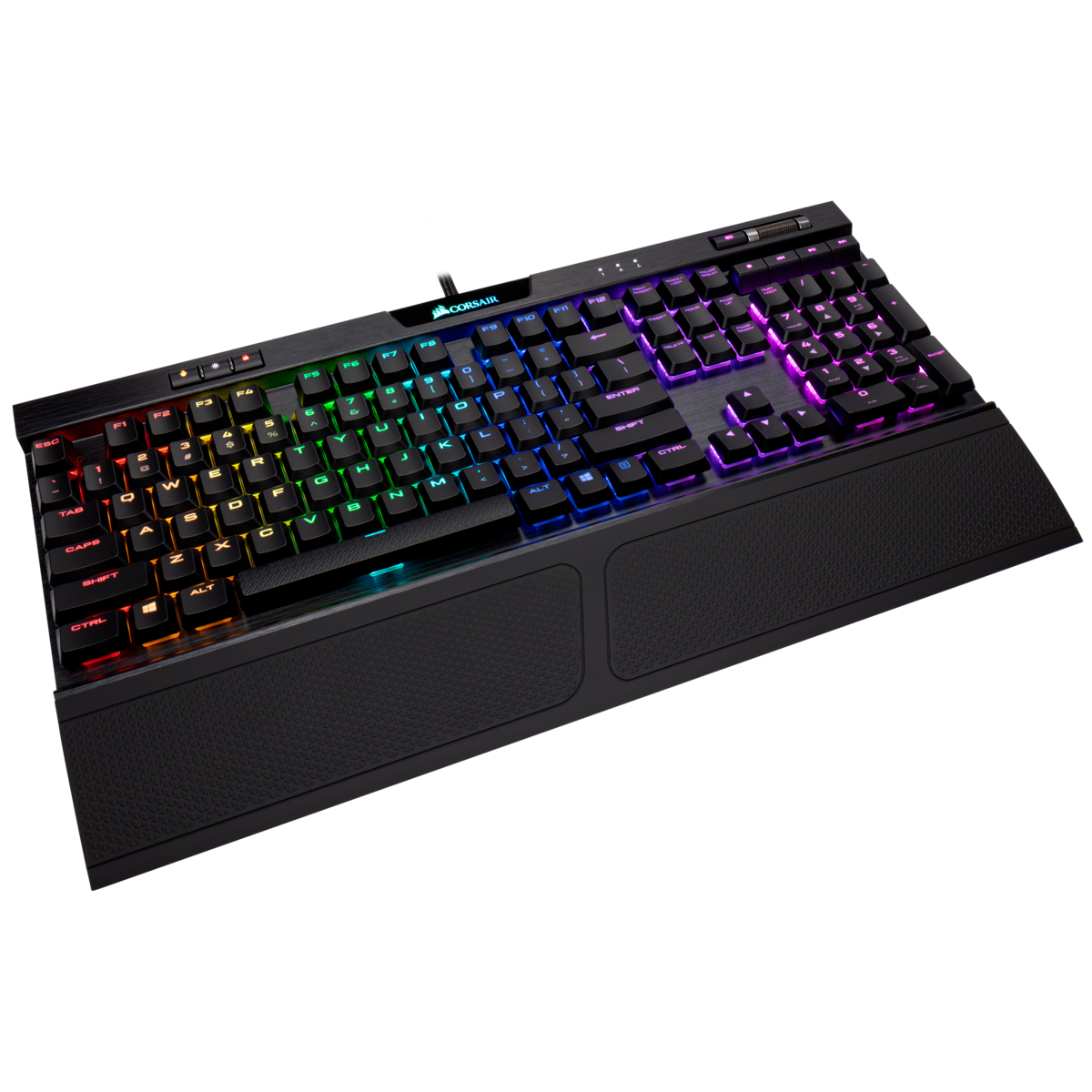 Bàn phím Corsair K70 MK.2 BLK RGB Mx Brown