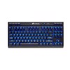 Bàn phím Corsair K63 Wireless - Mx Red - Blue Led