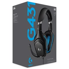 G431 7.1 Surround Sound Gaming Headset