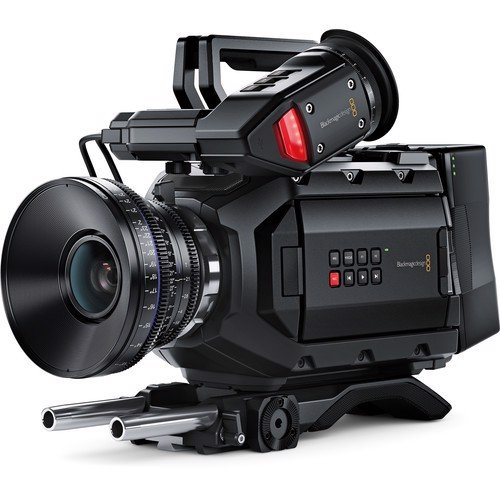 Blackmagic Design URSA Mini 4K Digital Cinema Camera (EF-Mount)