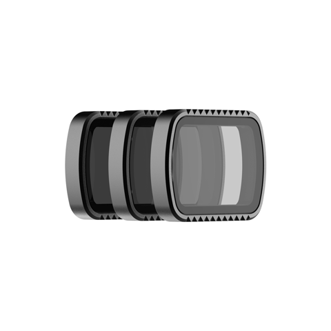 DJI Osmo Pocket Standard Filter 3-Pack
