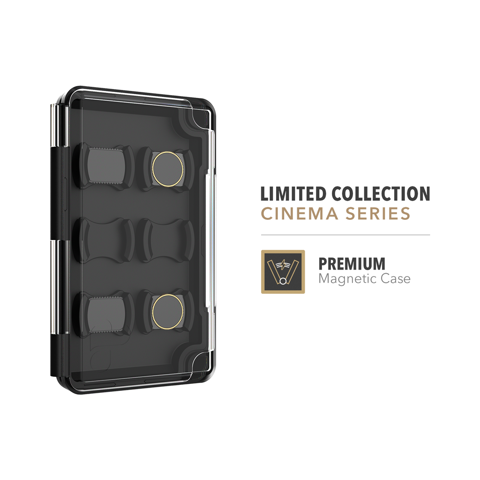 DJI Osmo Pocket Cinema Series Filters | Limited Collection