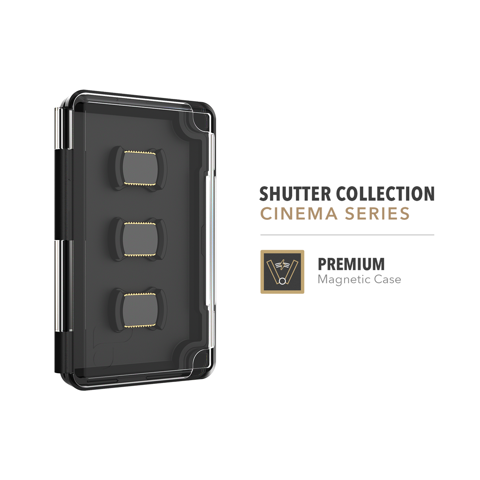 DJI Osmo Pocket Cinema Series Filters | Shutter Collection