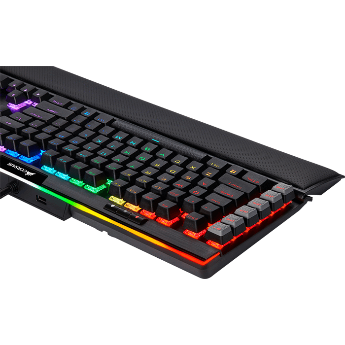 Bàn phím Corsair K95 RGB PLATINUM XT Mx Brown NEW