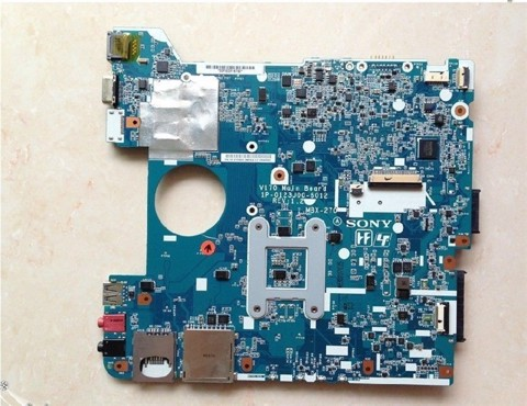 MBX-270 for SVE series motherboard V170 Main Board 1P-0123J00-6012 A1875364A DDR3 /T1