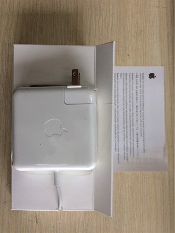 Adapter macbook Masafe 1 (Zin New) 18.5V-4.6A (85W) ( Mã A1343/ A1290 )/ NO:21